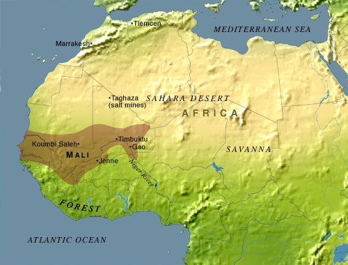 The Mali Empire (1235-1670)
