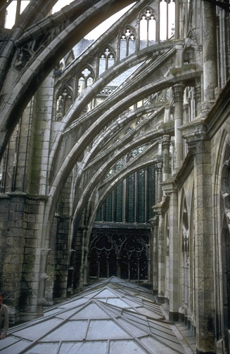 Abb Suger And The Origins Of Gothic Architecture By Mr